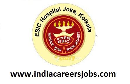 ESIC Hospital Kolkata Recruitment