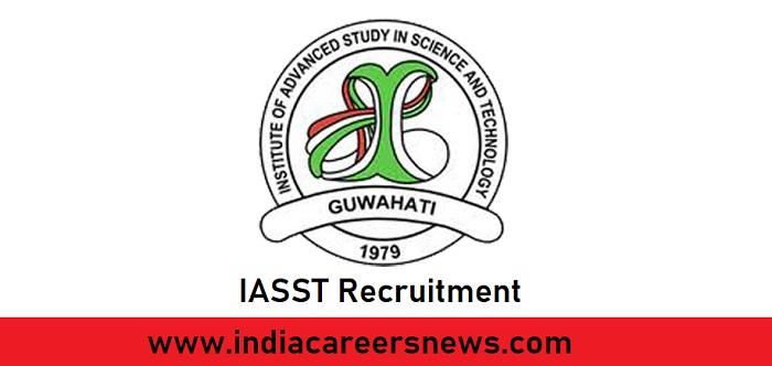 IASST Recruitment