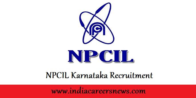 NPCIL Karnataka Recruitment
